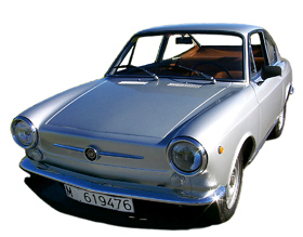 Seat 850 Coupe - AKA The Spanish Flea